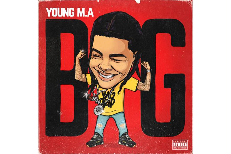 Young M.A Big Single Mike Zombie