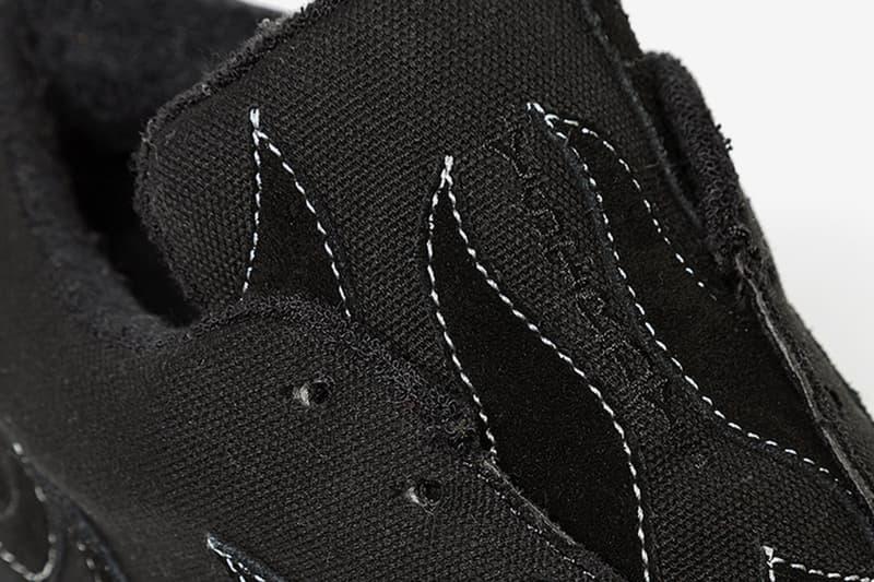 YSTRDY'S TMRRW Airwalk Classic SCOACH Release Black Flame Coverchord
