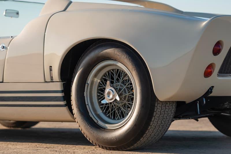 1965 Ford GT40 Roadster Prototype Auction Info RM Sothebys vintage cars unique sale racer racing