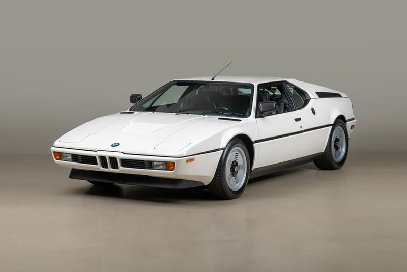 1980 bmw m1 coupe auction hypebeast. Black Bedroom Furniture Sets. Home Design Ideas