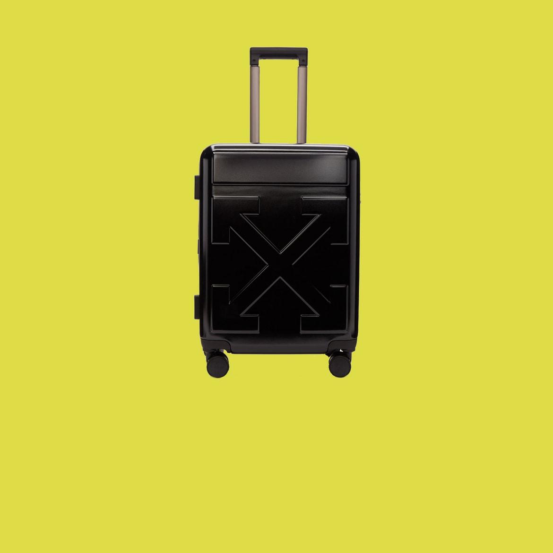 Off-White Arrows Suitcase