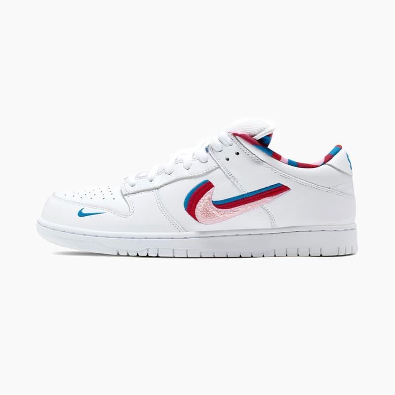 Parra x Nike Dunk & Blazer Low Release