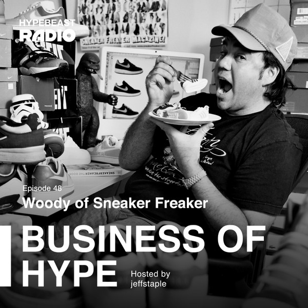 Sneaker Freaker's Woody Believes Every Shoe Has a Story
