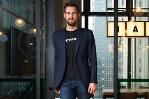 WeWork's Miguel McKelvey Stopped Chasing Cool and Found Success