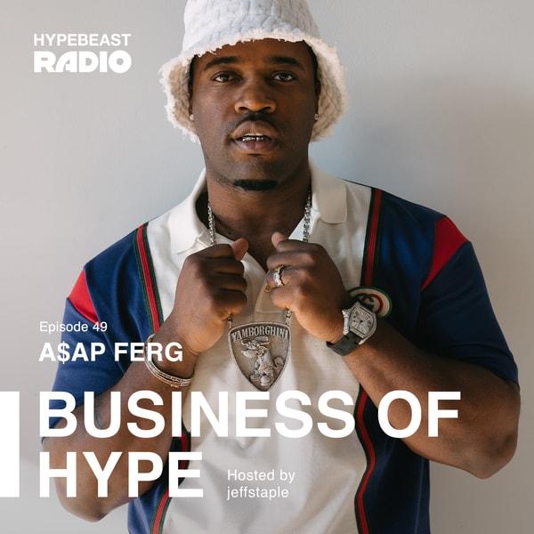 A$AP Ferg On Working Smarter Not Harder