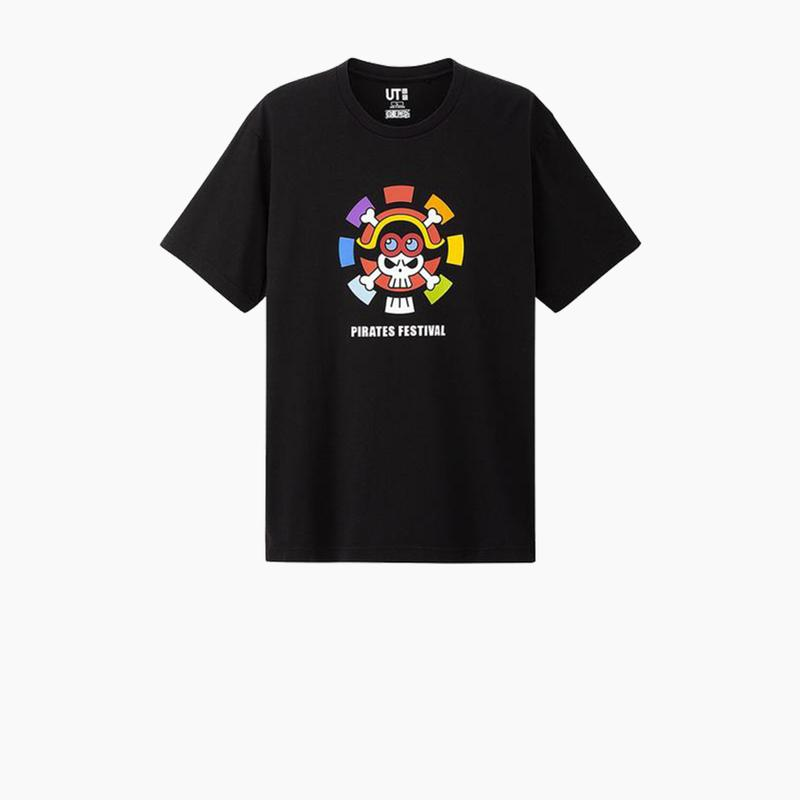 'One Piece Stampede' x UNIQLO UT Graphic T-Shirts