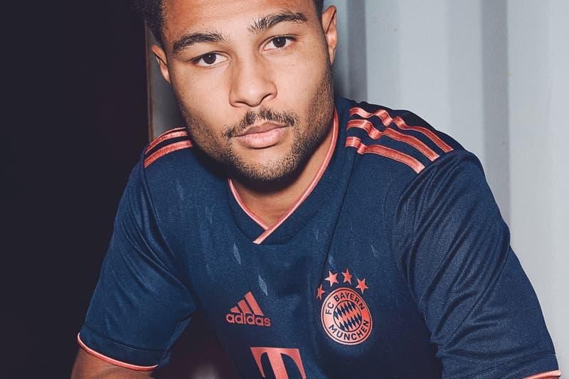 FC Bayern Munich Third Kit 2019/2020 Season Bundesliga adidas Football Serge Gnabry Kingsley coman Robert Lewandowski Thomas Müller