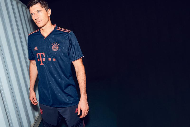big sale 31e70 94ef4 adidas Reveals Bayern Munich Third Kit 2019/20 | HYPEBEAST