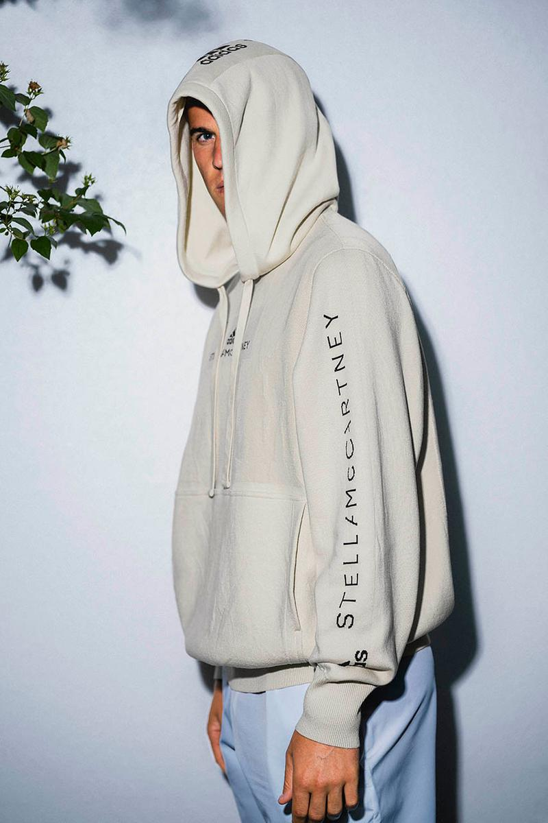 adidas by Stella McCartney Evrnu Sustainable Clothing NuCycl Technology Purifies Liquifies Old Cotton NEw Garments Recycling Program Fashion Industry Sportswear Future