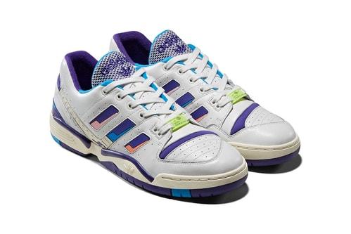 adidas Consortium Relaunches 1990's Edberg Comp Tennis Shoe