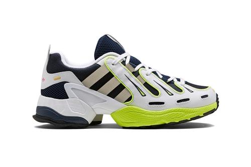 adidas Originals Reissues Iconic EQT Gazelle Running Shoe
