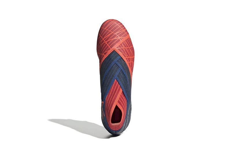 marvel adidas football nemeziz alphaboost soccer boot spider man red blue black serge gnabry buy cop collection premier league fc bayern la liga ligue 1