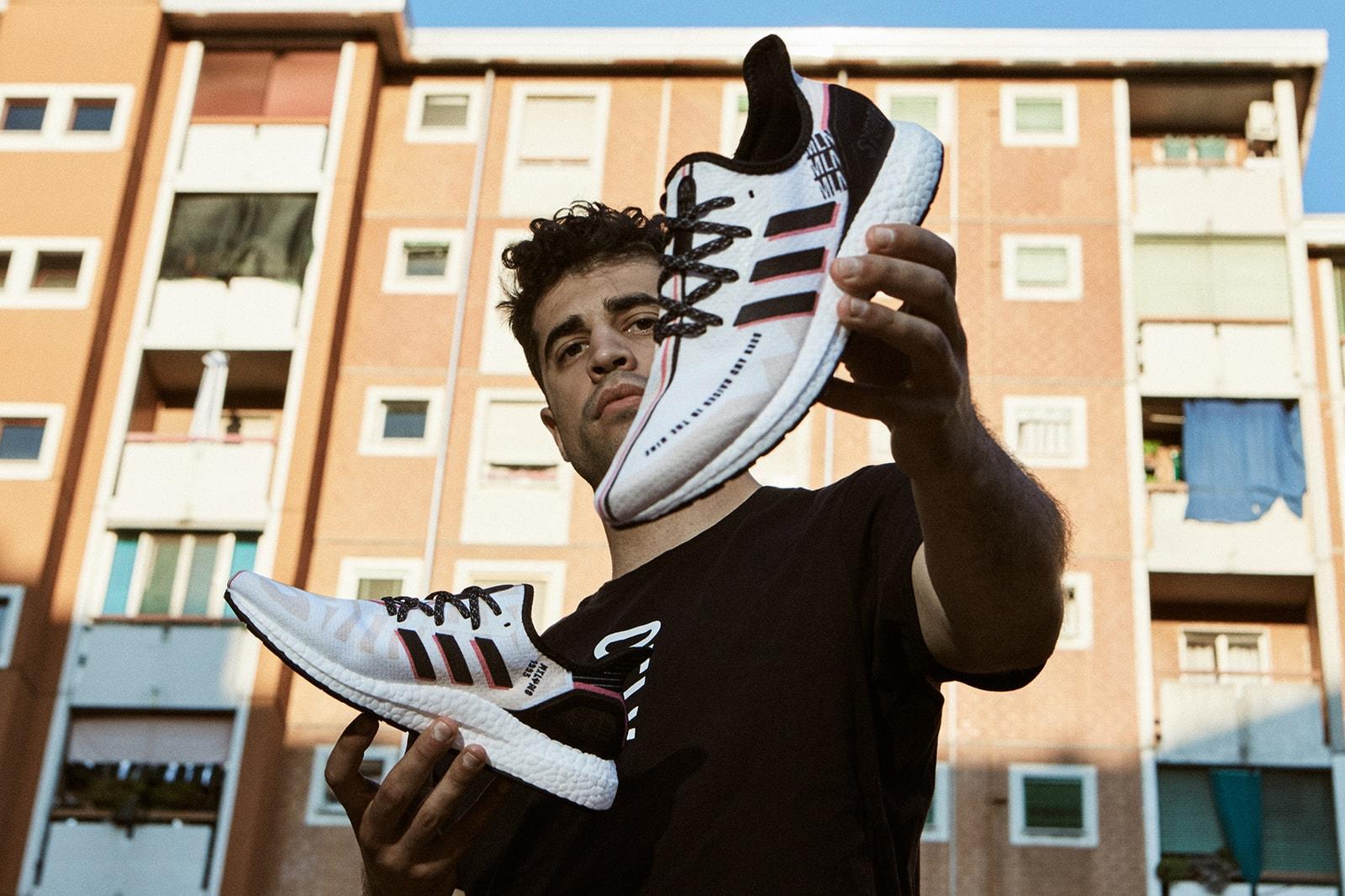adidas and Foot Locker SPEEDFACTORY Milan AM4 sneaker Otln Studio