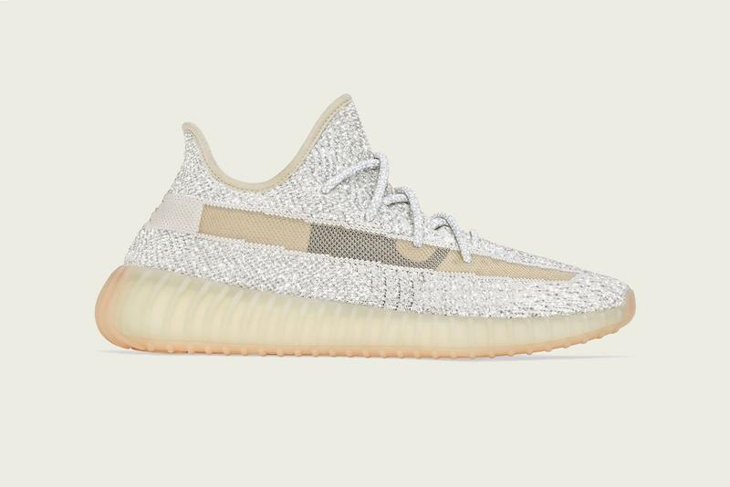 YEEZY BOOST 350 V2 Lundmark RF and Non-RF Release reflective colorway drop release date info buy july 13 2019 mens womens chidrens sizes