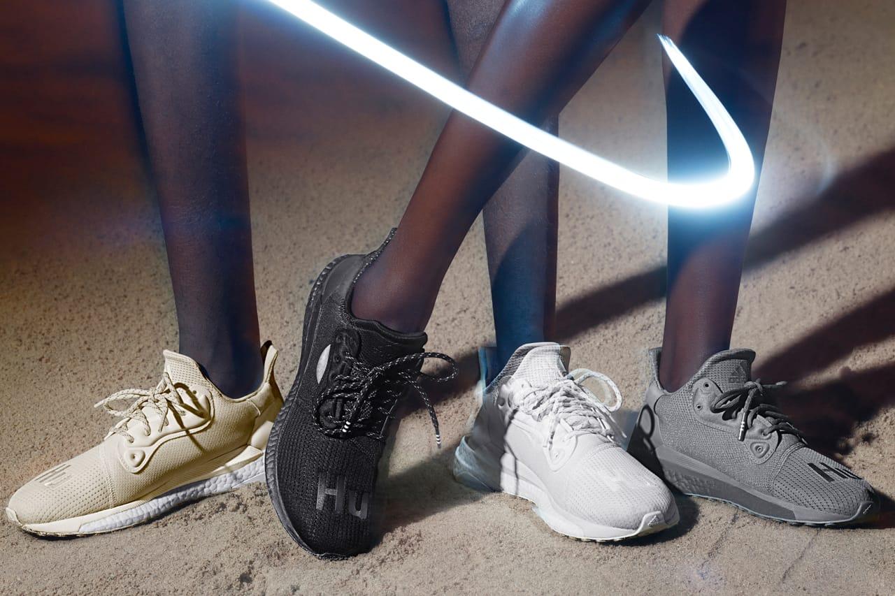 adidas x Pharrell Williams SolarHu