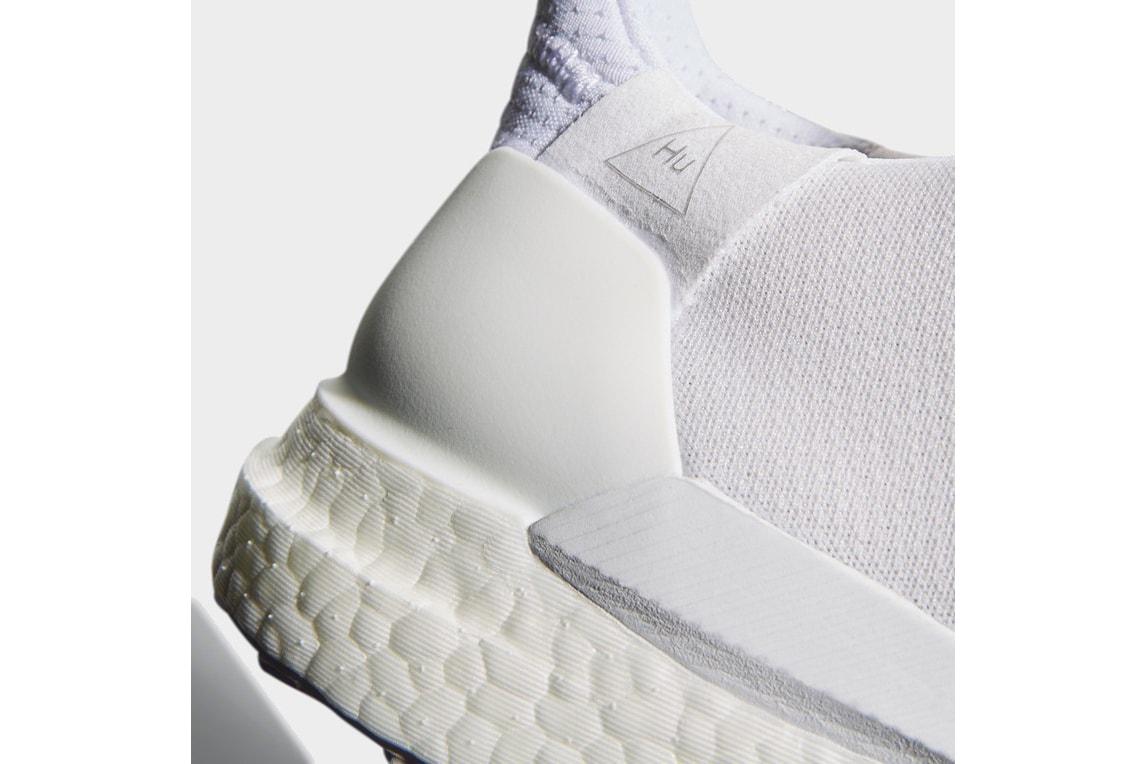 Pharrell x adidas 全新聯乘 SolarHu Glide「Greyscale」系列正式發佈