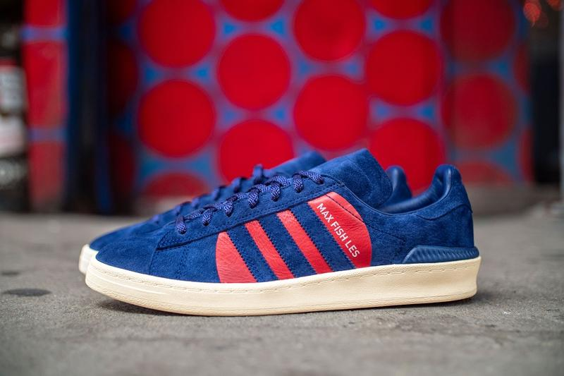 adidas Skateboarding Max Fish Campus ADV release date info pics pictures picture pic images image july 12 2019 spring summer new york city nyc price cost pricing bar