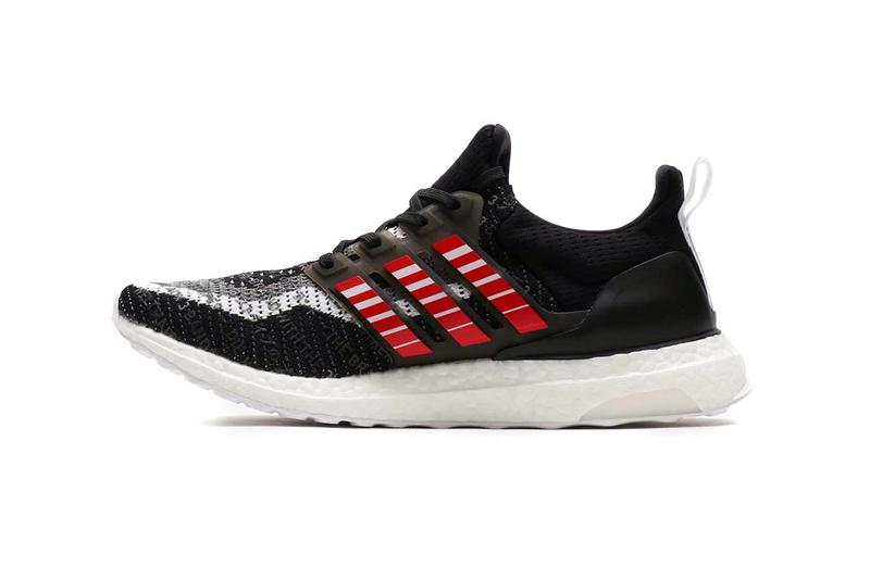 "adidas UltraBOOST CTY Running ""Paris"" ""New York"" sneaker colorways release date info buy city pack black white american france flag"