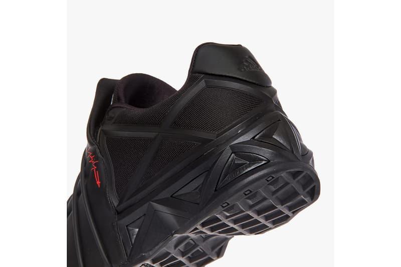 Y-3 Yuuto adidas Archive Silhouette Sneaker Release Information Yohji Yamamoto Geometric Design Mesh Coated Textile Upper adiPRENE Technology Lightweight EVA Midsole