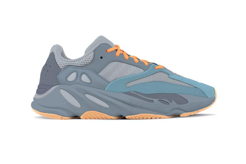 adidas YEEZY BOOST 700 Teal Blue Release Info Grey New Colorway 2019 Info Date