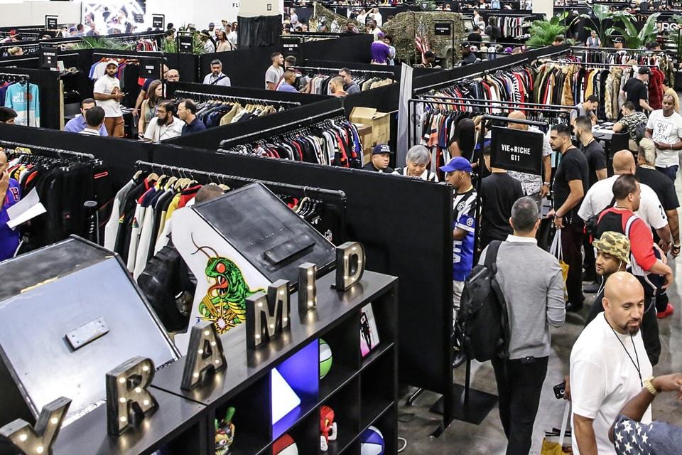 Agenda Showcases the Global Scope of Streetwear Culture in Las Vegas
