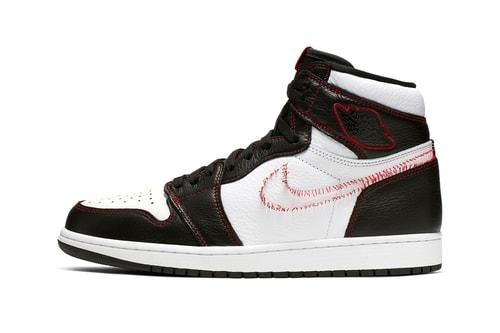 """Air Jordan 1 """"Defiant"""" Honors the Alternative Rock Community"""