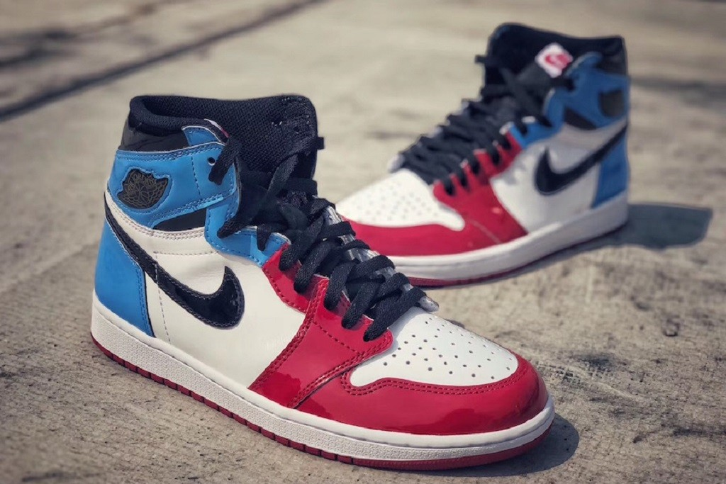 Air Jordan 1 High Og Fearless Release Date Hypebeast