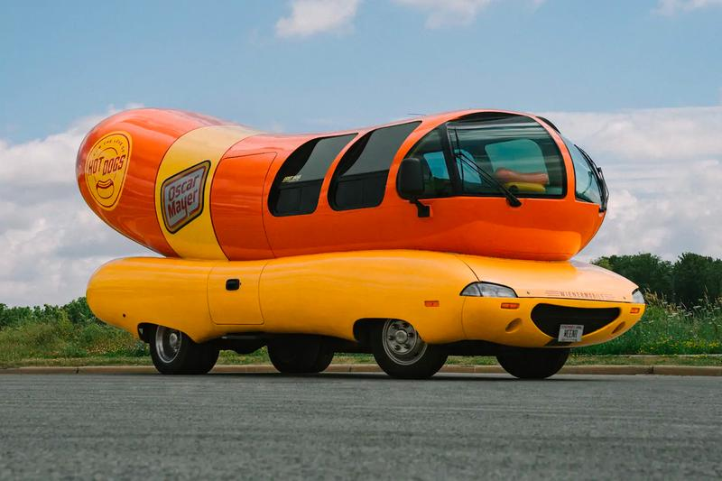 Oscar Mayer Weinermobile Chicago Airbnb hot dog stay listing book now national hot dog day Sun's Out, Buns Out price info