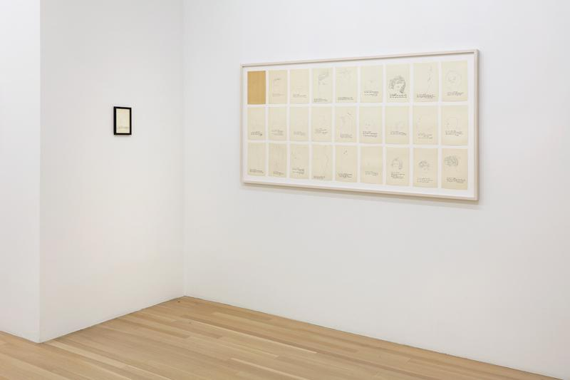 andy warhol the house that went to town galerie bucholz exhibition artworks drawings prints