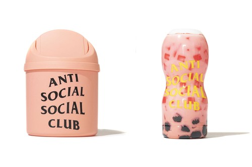 Anti Social Social Club Adds Trash Cans, TENGAs, Frisbees, & More to Its FW19 Accessory Line-Up