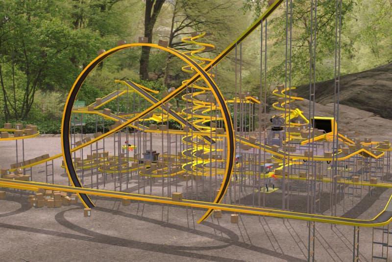 apple augmented reality art walk new museum motion art digital