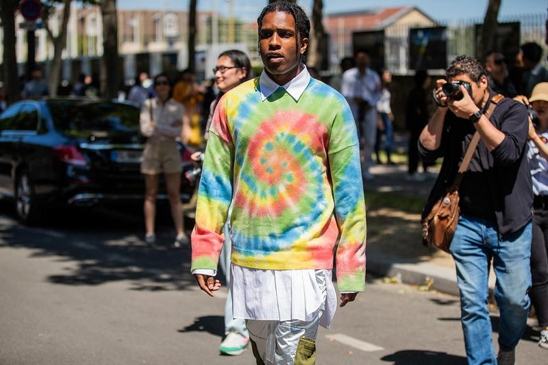 A$AP Rocky Assault Case New Details Police Investigation Sweden Tee Text Messages Broken Bottle Tee Bodyguard Slo