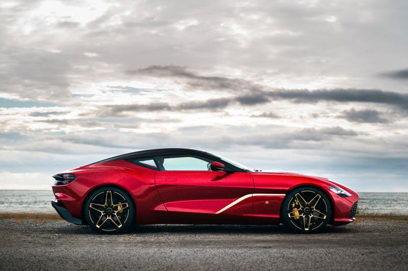 Aston Martin DBS GT Zagato Release Info heritage modern edition limited editon 19 sale racing luxury car british design