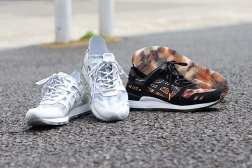 """atmos Joins ASICS for Ultra-Breathable GEL-Lyte III """"NEXKIN"""""""