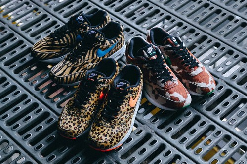 "atmos & Nike Share Release Details for Upcoming Air Max 1 ""Animal 3.0"" Capsule"