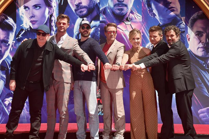 Avengers Endgame Beats Avatar Highest-Grossing Film All Time marvel marvel cinematic universe kevin feige james cameron