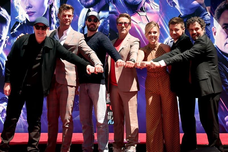Avengers Endgame Tony Stark Iron Man Delete dScene Watch Gamora Death Tribute