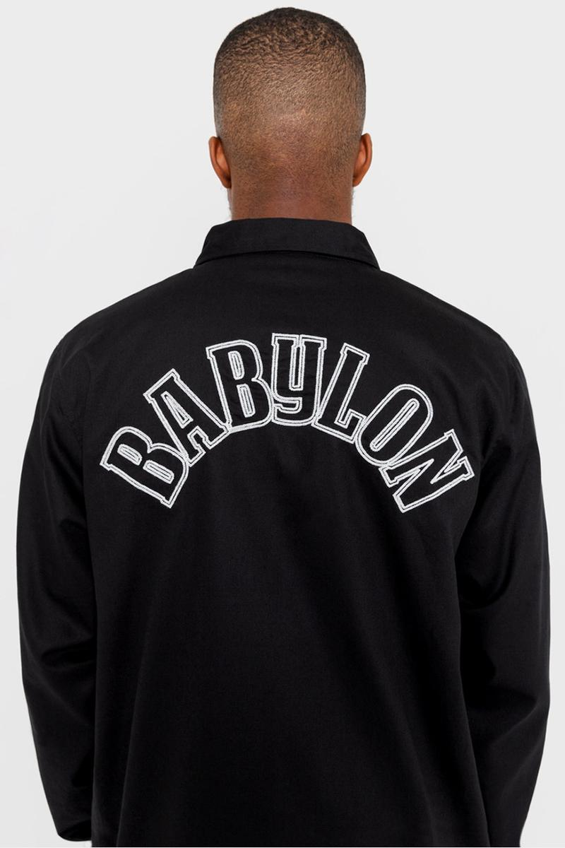 6c9a7a02 BABYLON LA Spring Summer 2019 Collection lookbook graphic pieces black and  white skulls x rays roses