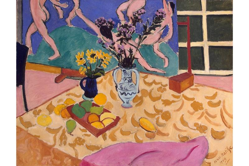 baltimore museum of art henri matisse artworks paintings studies impressionism modernism