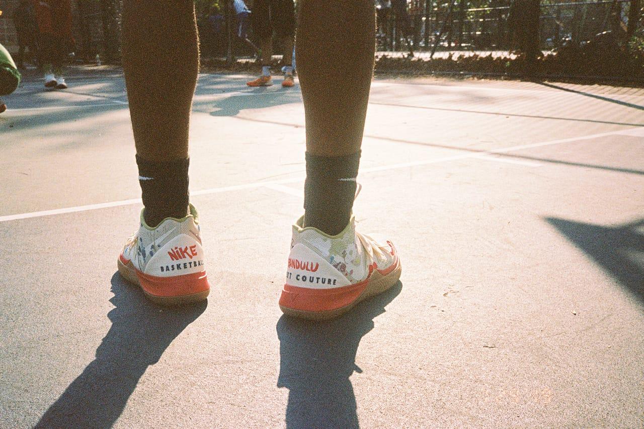 Bandulu Street Couture x Nike Kyrie 5