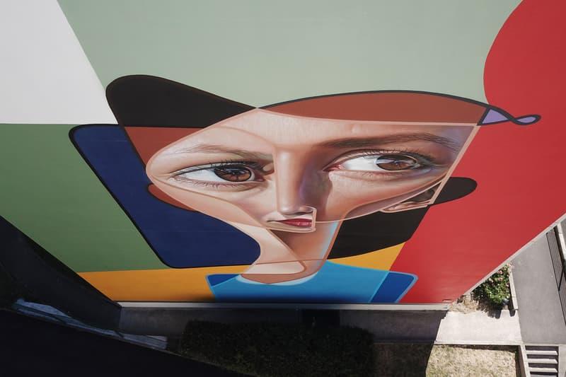 belin laurita print release mural artwork street art mural