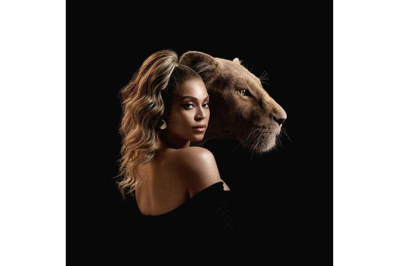 "Beyoncé Shares 'The Lion King' Single ""Spirit"" soundtrack disney motion picture movie walt disney records"