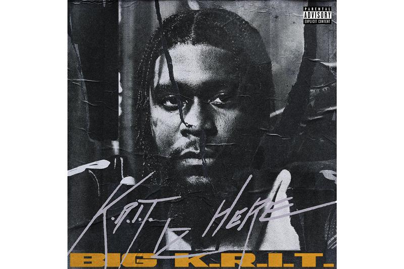 BIG K.R.I.T. Delivers Lyrical Southern-Inflected Bars in Latest LP 'K.R.I.T. IZ HERE'