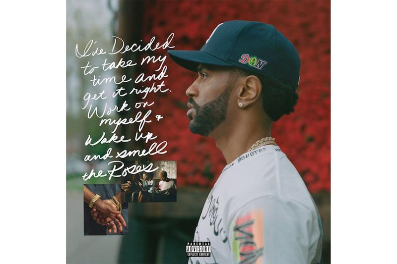 Big Sean jhené Aiko Ty Dolla sign Single Again Stream don life
