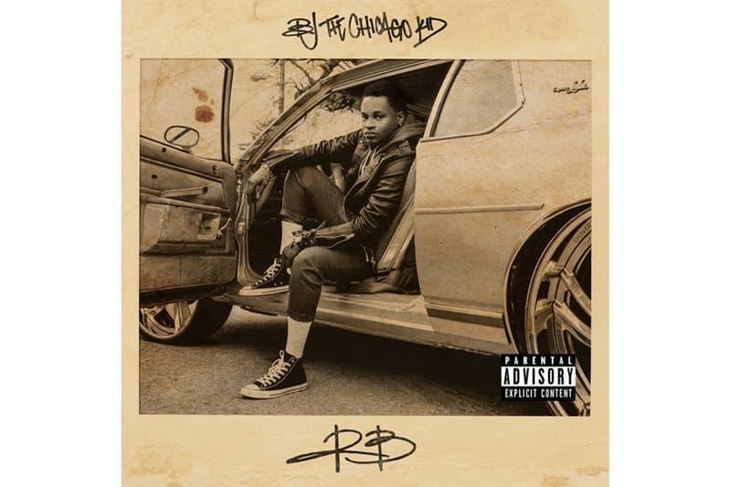 BJ The Chicago Kid '1123' Album Stream listen now spotify apple music Anderson .Paak JID Buddy Kent Jamz Universal Music Group hip-hop rap eric bellinger rick ross offset afrojack