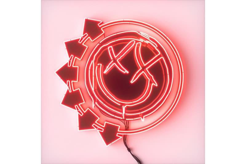blink-182 Happy Days Single Stream mark hoppus travis barker tom delonge matt skiba