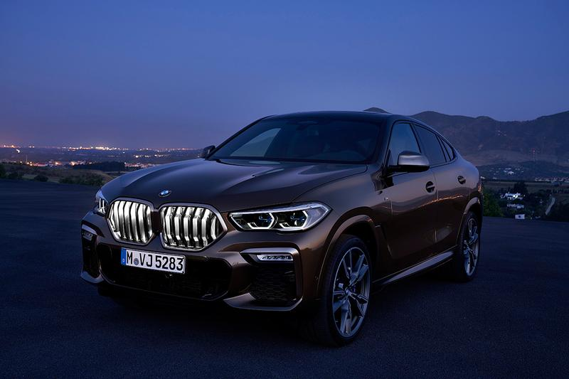 New Bmw X6 Crossover Suv Has Been Unveiled Hypebeast