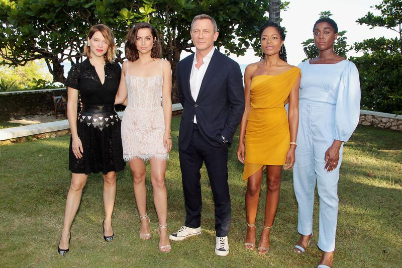 'Bond 25' Shares First Official Teaser Image First Official Footage From 'Bond 25' Revealed videos trailers teasers movies films daniel craig rami malek 007 Jamaica Jeffrey Wright Cary Fukunaga