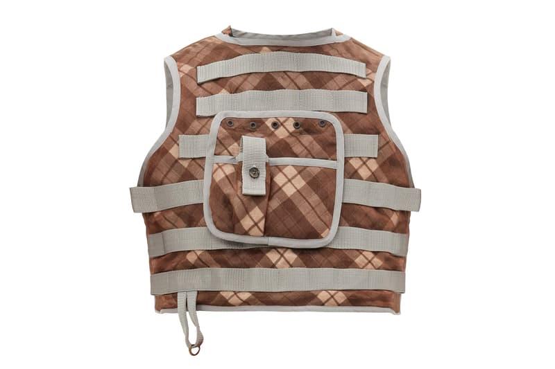 Boramy Viguier Atlas Organza Vest Release