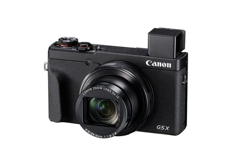Canon G7 X III G5 X II Powershot Camera Series Instagram YouTube Shooting Modes Functionalities Vertical Video Capture Vlogging Device 20 Megapixel Lens 24-100 mm f/1.8-2.8 ISO Touch Screen